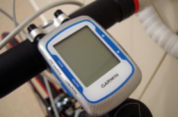 GPS para la bicicleta