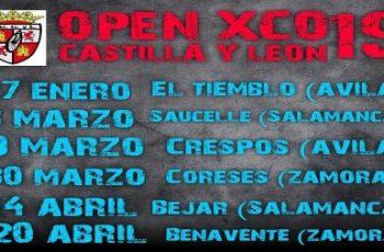 Open XCO de Cstilla y León 2019