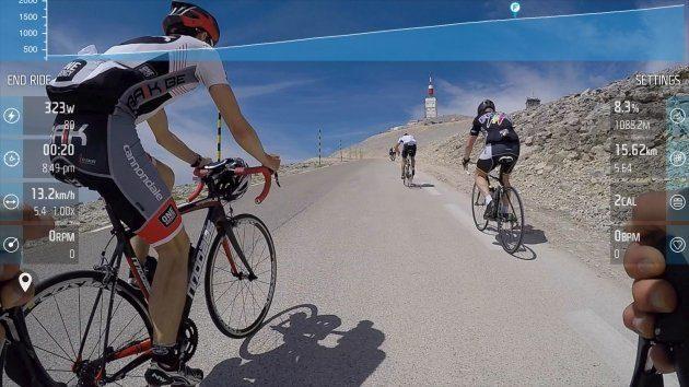 Entrenamiento ciclista moderno