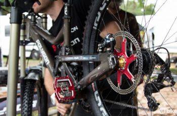 Frenos de disco en la bicicleta de MTB