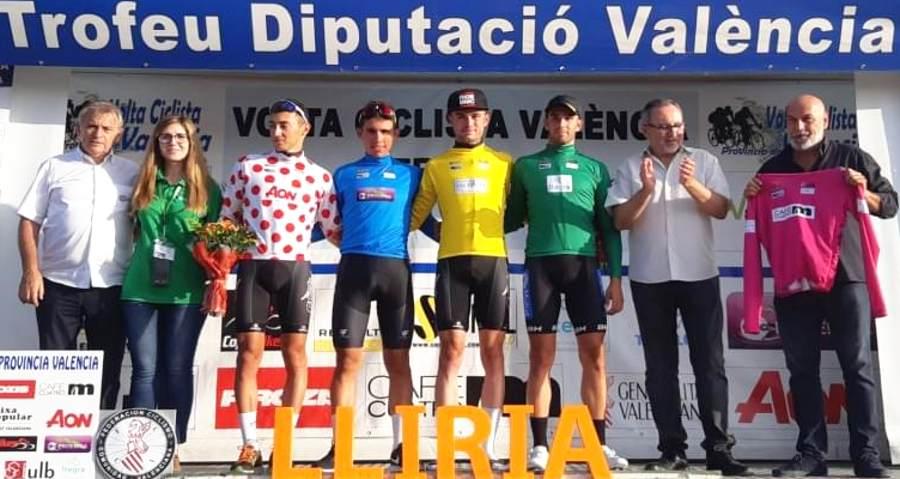 2ª etapa de la Volta a Valencia 2019