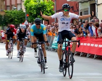 Alejandro Gómiz vencedor en Moncada