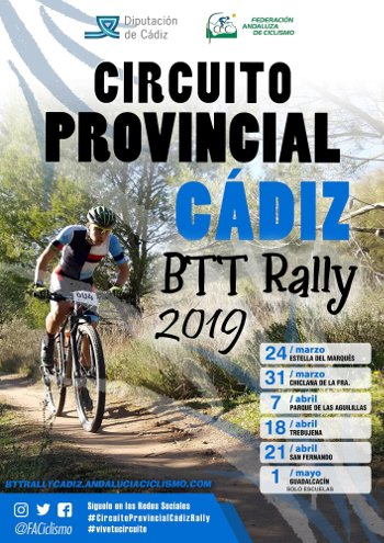 C Provincial Cádiz BTT Rally 2019