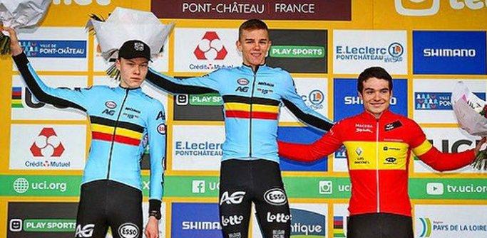 Noticias Ciclismo-Canal en el podio