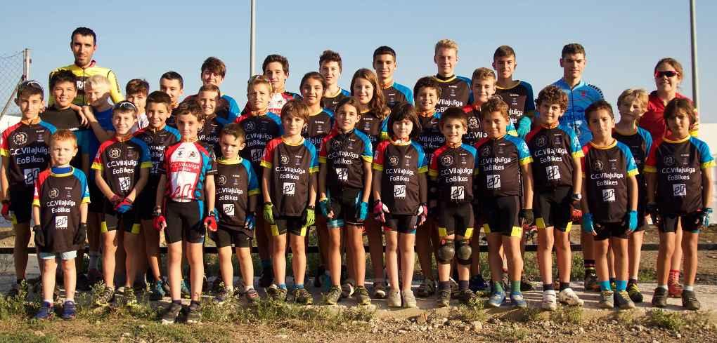 Ciclismo Infantil Vilajuïga