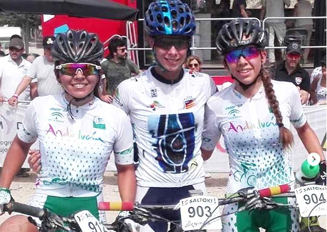 Ciclismo de Andalucía