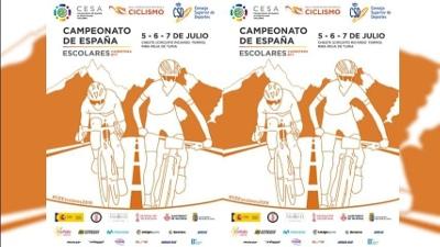Cto España Ciclismo Escolar