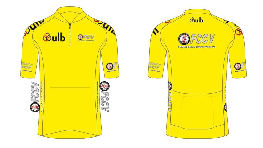 MAILLOT LÍDER Ciclocross19