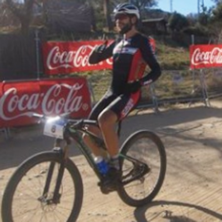 Luca Pérez - Vencedor del XCO el Tiemblo