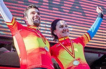 Orts y Nuño - Ciclocross Pontevedra