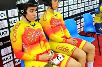 Tania Calvo y Helena Casas