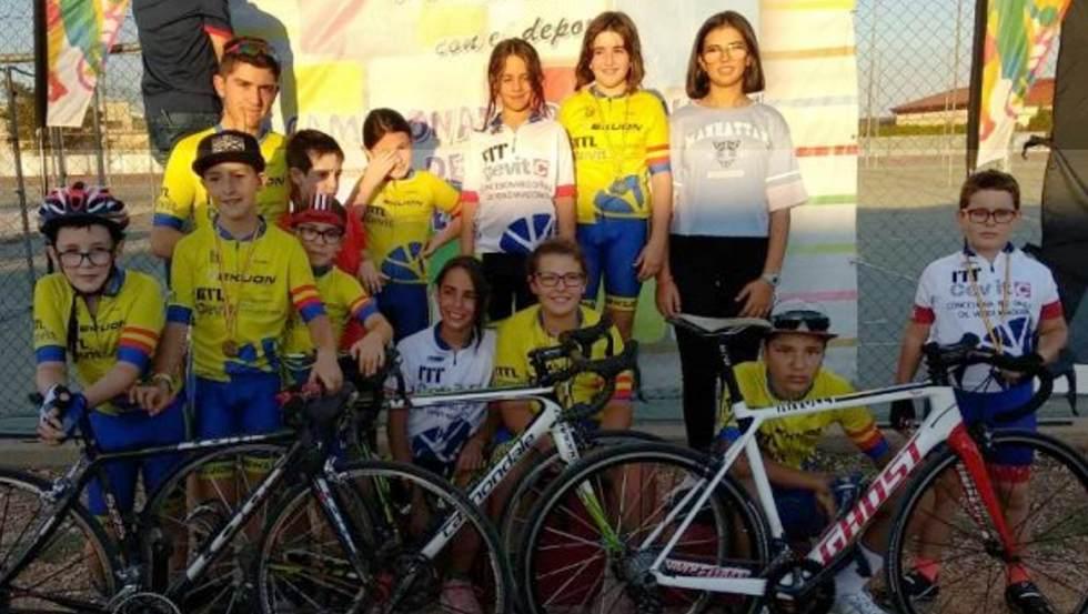 Campeones Provinciales Albacete