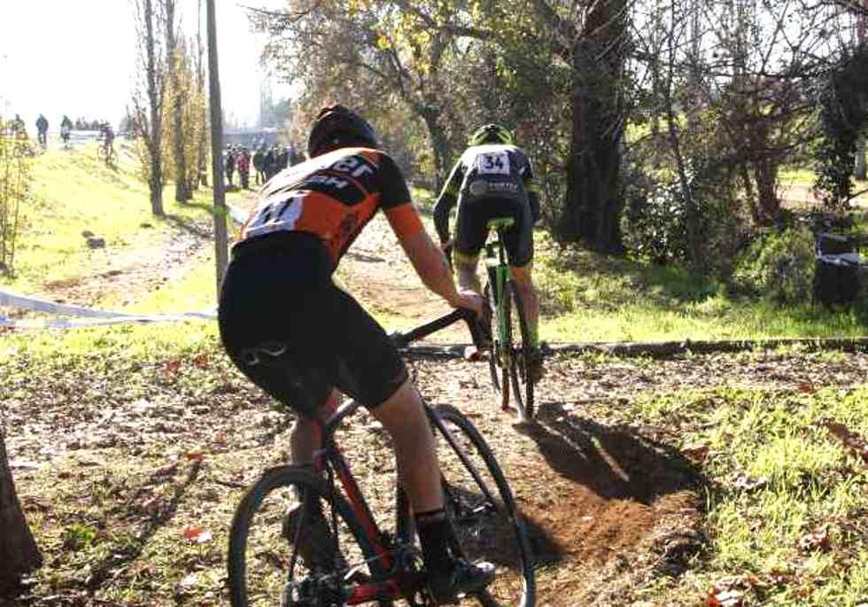 ciclistas en Catalunya - Ciclocros