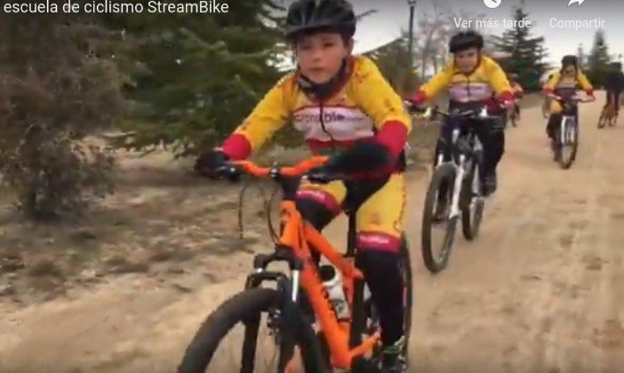 Escuela de ciclismo Stream Bike