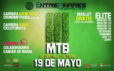 III Entrepinares MTB