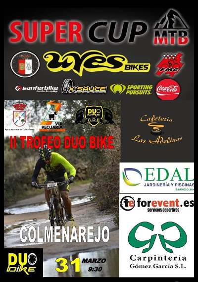 II Trofeo Duo Bike de la Uves Bikes