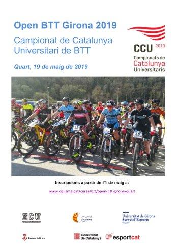 Open BTT Girona 2019