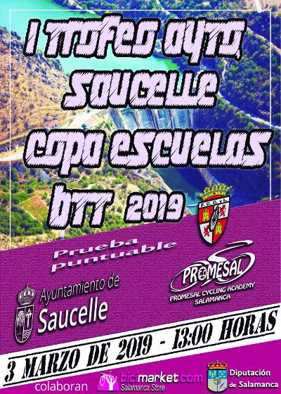 Trofeo Ayto Saucelle Copa Escuelas 19