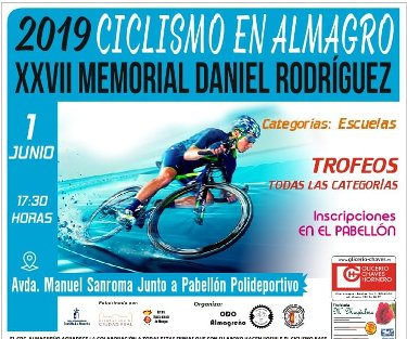 XXVII Memorial Daniel Rodríguez