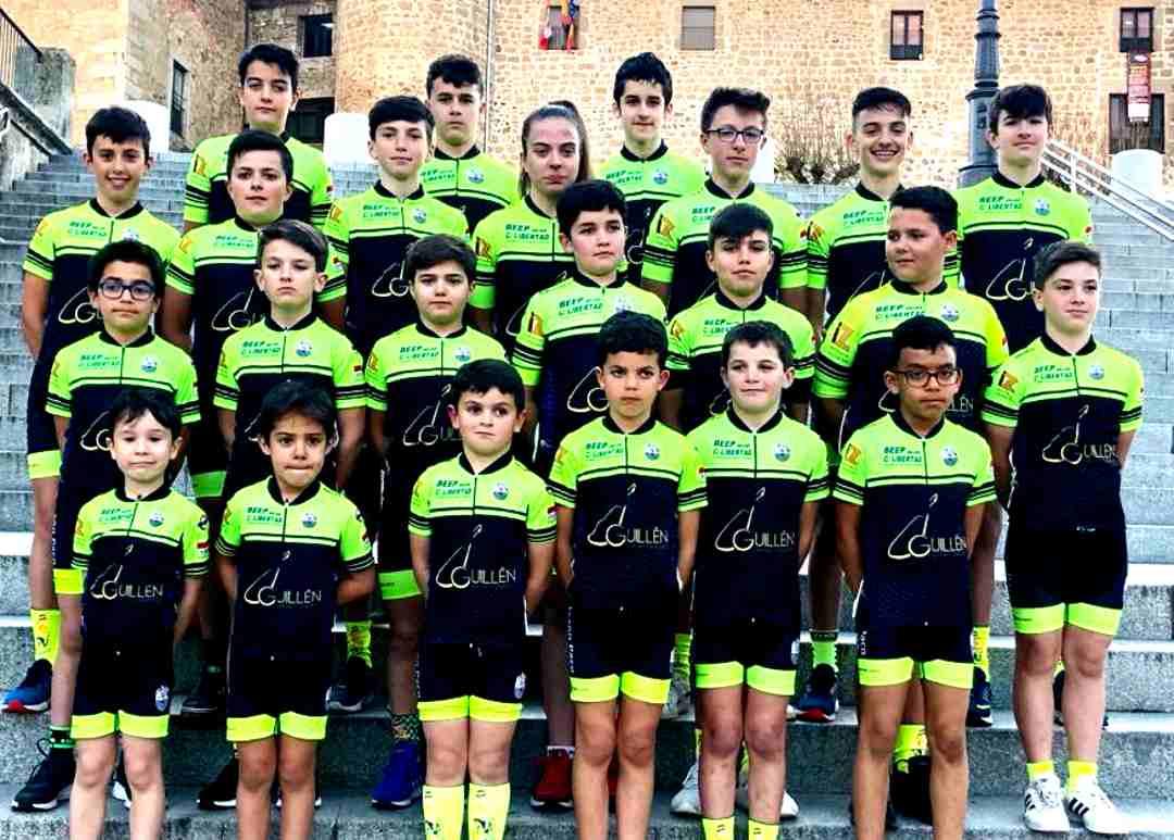Ciclismo Castilla y León Escuela de Ciclismo Moises Dueñas
