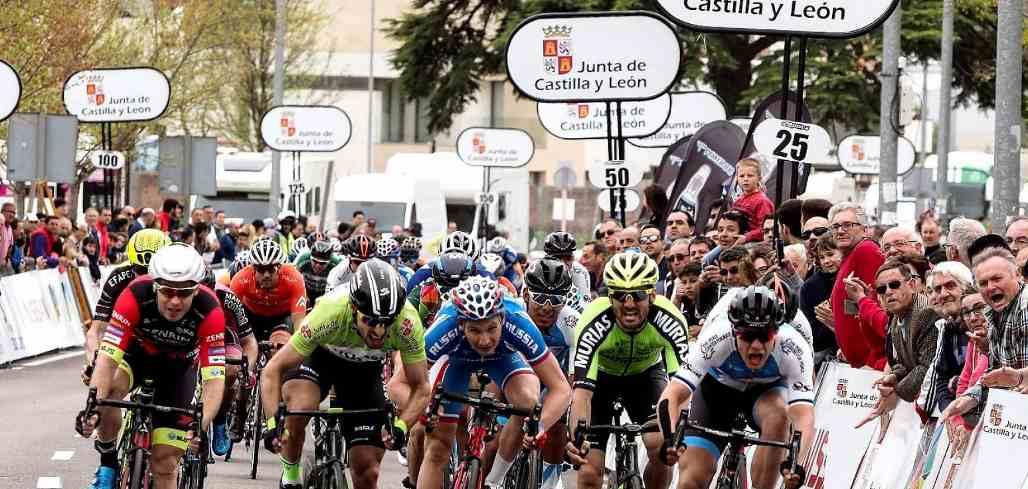 Ciclismo Castilla y León