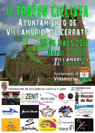 II Trofeo Ayto Villamuriel