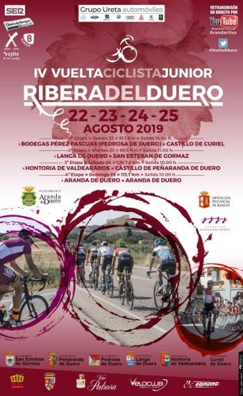 IV Vuelta Ciclista Ribera de Duero Junior