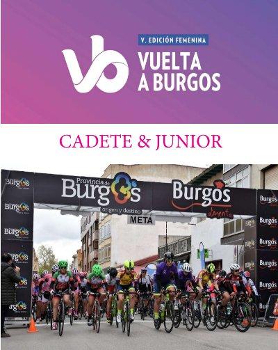 Vuelta a Burgos Femenina