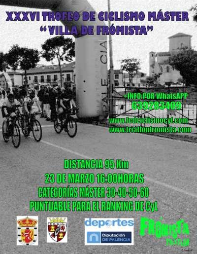 XXXVI Trof Ciclismo Master Villa de Frómista