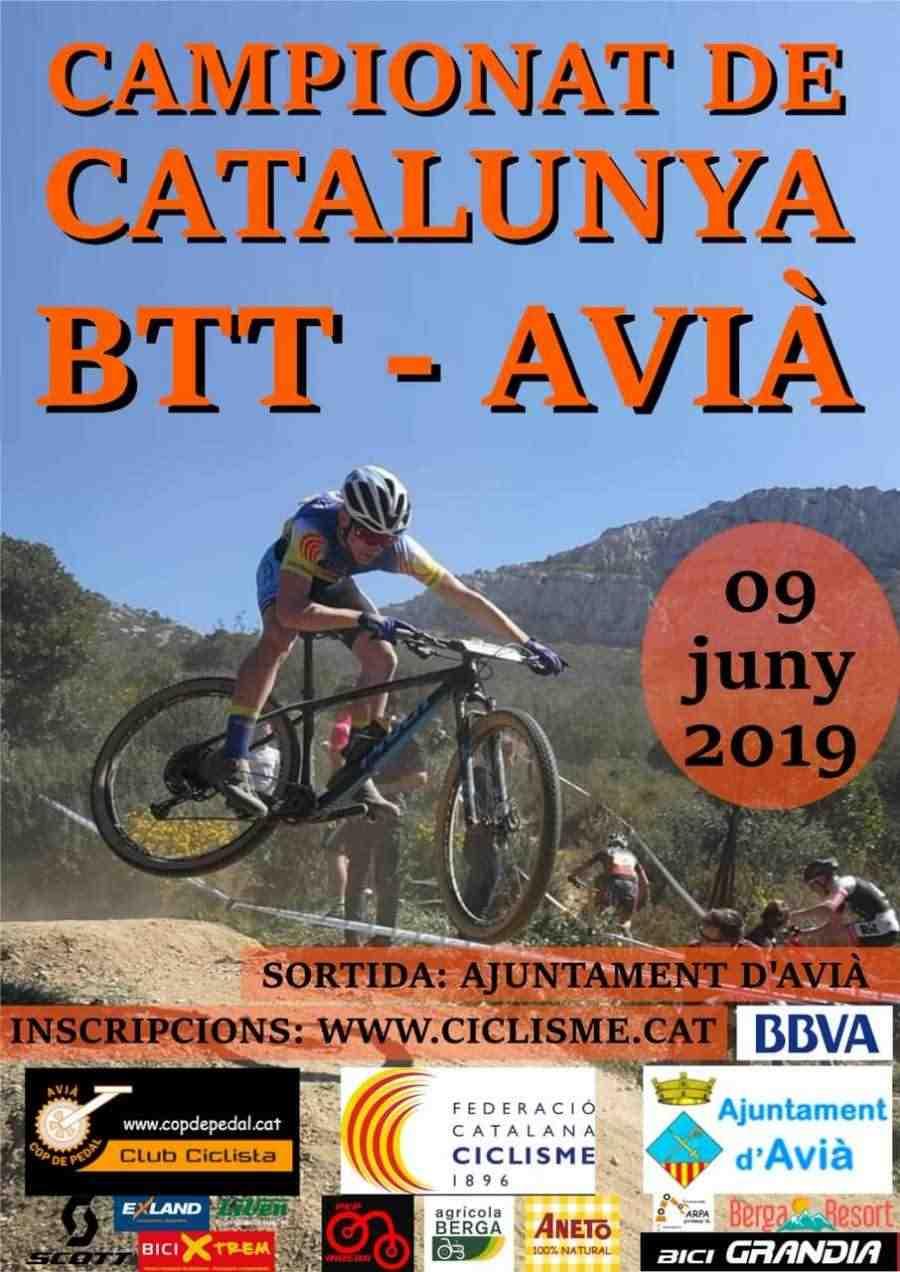 Campeonta Catalunya BTT Avià